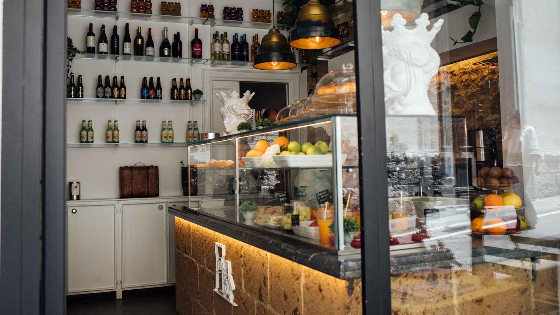 caffetteria Palazzo Natoli Exclusive Rooms - palazzonatoli.com