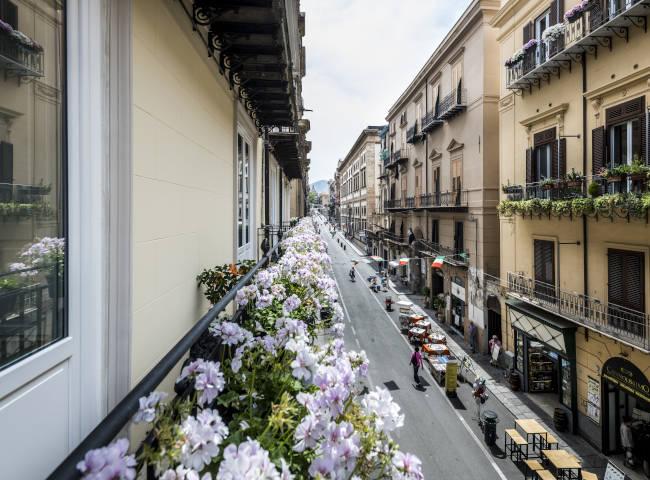 Palazzo Natoli, il boutique hotel nel centro di Palermo